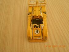 ALPINE RENAULT 2L V6 SOLIDO au 1/43 ème