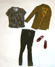 Ken Fashion Repro Outfit Jacket/Pants/Shirt For Repro Ken Dolls hf11