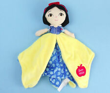 Hard To Find DISNEY BABY Plush SNOW WHITE Doll LOVEY