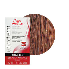 Wella Color Charm Permament Liquid Hair 42ml Dark Auburn 347 4rg