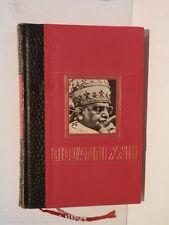 GIOVANNI XXIII Il Papa buono Antonio Frescaroli Edizioni Cremille 1971 storia di