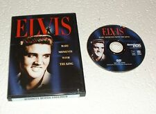 Elvis Presley Rare Moments With the King DVD Out Of Print