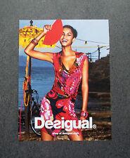H675 - Advertising Pubblicità -2013- DESIGUAL