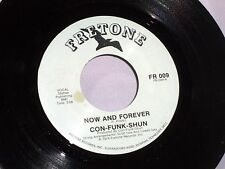Con-Funk-Shun: Clique / Now and Forever  [Unplayed Copy]