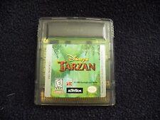 Disney's Tarzan... Game Boy Color Game... Cartridge ONLY