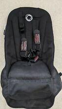 Bugaboo Donkey Seat Fabrics and Harness. V1 V1.1 V2. Comfort Black.