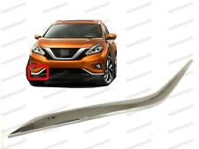 Front Right Lower Bumper Chrome Molding Trim For NISSAN MURANO 2015-2018