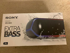 Sony SRS-XB32 Extra Bass Portable Bluetooth Speaker - (SRSXB32)