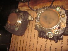 Ducati  ST2  cylinders pistons