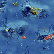 Wallpaper Dinsey Finding Nemo Dory Under Water Sea Ocean Blue