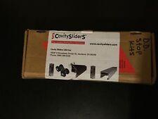 Cavity Sliders D.D. Door Stops Pack Of 5 Sets NEW Door Hardware