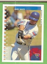 1995 AUSTRALIAN BASEBALL CARD #2 GARY  WHITE, SYDNEY BLUES