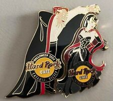Hard Rock Cafe CATANIA SICILY, ITALY Halloween Puzzle Set of 2 Vampire Pins / P3