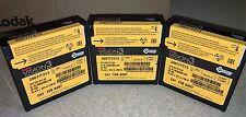 3 Rolls x100ft (30.5m) Kodak 16mm Vision3 200T 7213 Colour Negative Fresh Stock