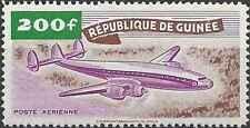 Timbre Avions Guinée PA2 ** lot 12280