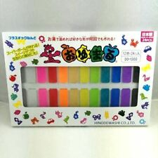Oyumaru Reusable Clay Mold Making Material 24pc SET 12 colors