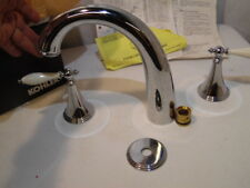Kohler Finial Traditional Two Handle Deck Mounted Tub Faucet Trim Only NOS USA