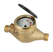 Hauswasserzähler MNR Qn6,0 für waagerechten und senkrechten Einbau