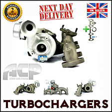 Turbocharger no. 751851 / 54399700022 for Audi A3, 1.9 TDI - 105 BHP, 77 kW.