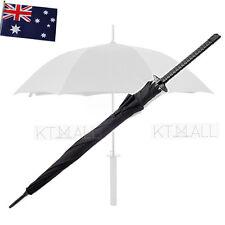 Sword Umbrella Black | Creative Novelty Katana Japanese Ninja Pirate