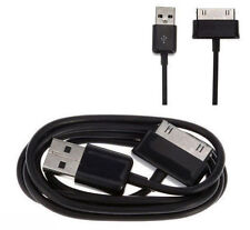 2x USB Sync Data Cable Charger Samsung Galaxy Tab 2 Note 7.0 7.7 8.9 10.1 Tablet