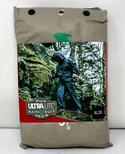 Frogg Toggs Ultra-Lite 2 Mens Rain Suit Xl/2X Brown 1 Count