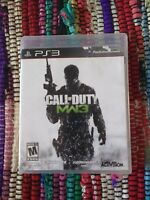 Call of Duty: Modern Warfare 3 (Sony PlayStation 3) PS3 Complete