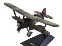 Polikarpov I-152 Soviet Biplane Fighter 1934 Year 1/72 Scale Model with Stand