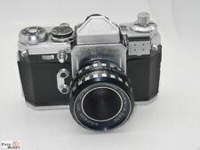 Edixa 1000 Reflex Ca SLR Camera With Lens Schacht Travenar-A 2,8/50