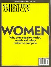 Scientific American WOMEN Why Their Equality Health Wealth & Safety Matter