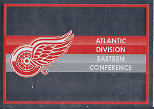 16/17 PANINI NHL STICKER TEAM LOGO #68 DETROIT RED WINGS *24742