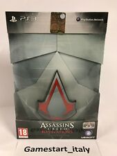 ASSASSIN'S CREED REVELATIONS COLLECTOR'S EDITION - PS3 - NUOVO NEW SIGILLATO ITA