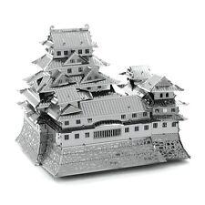 Fascinations Metal Earth 3D Laser Cut Steel Model Kit Himejijo Himeji Castle