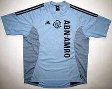 Ajax Amsterdam 2002/03 2003 away Abn Amro Adidas blue shirt jersey Trikot XL