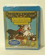 The Adventures of Baron Munchausen (Blu-ray Disc, 2008) NEW AUTHENTIC REGION A