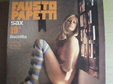 LP 33 Giri Fausto Papetti 19° Raccolta -  AI 77355
