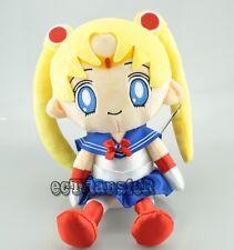 New 12'' Sailor Moon Sailor Moon Tsukino Usagi Soft Cute Plush Toy Doll/QT2858