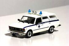 FIAT 125 P AMBULANCE ( 1988 ) - 1/43 - IXO/IST -- NEW