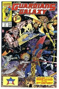 Guardians of the Galaxy #1 (1990) VF+ Marvel Comics