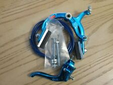 old school Bmx Chang Star rear brake set blue nos