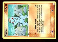 POKEMON EX CREA LEGENDES N° 57/92 MACHOC