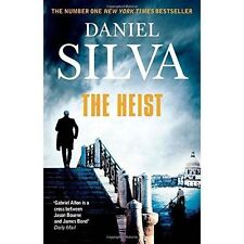 The Heist (Gabriel Allon 14), Silva, Daniel, New Book
