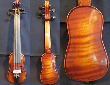 "Baroque style Pochette SONG brand violin 5 3/4"",great sound,#8240"