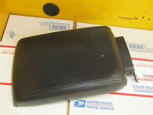 2008-2014 Dodge Challenger OEM center console lid (no handle or inner plate)