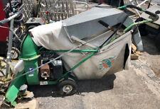 New listing Billy Goat Bg81 Lawn Vacuum, Leaf Sweeper