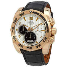 Parmigiani Fleurier Pershing 005 Men's 18k Rose Gold Watch PFC528-1010100-HA1442