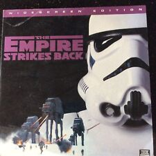 The Empire Strikes Back - Widescreen Star Wars Laserdisc