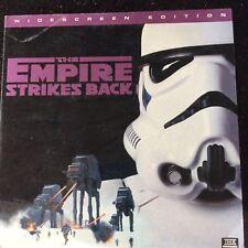 The Empire Strikes Back - Widescreen Star Wars Laserdisc