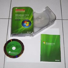 Microsoft WINDOWS VISTA HOME PREMIUM Versione aggiornamento Service Pack 1 2008