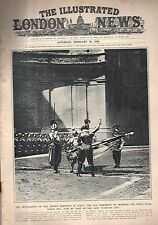 1929 London News February 16 - Mongolia; Vatican City is formed;Pope loses Italy